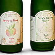 Porkys Apple Juice